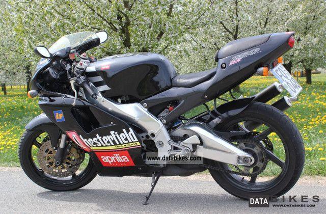 1996 Aprilia  RS 250 Motorcycle Sports/Super Sports Bike photo
