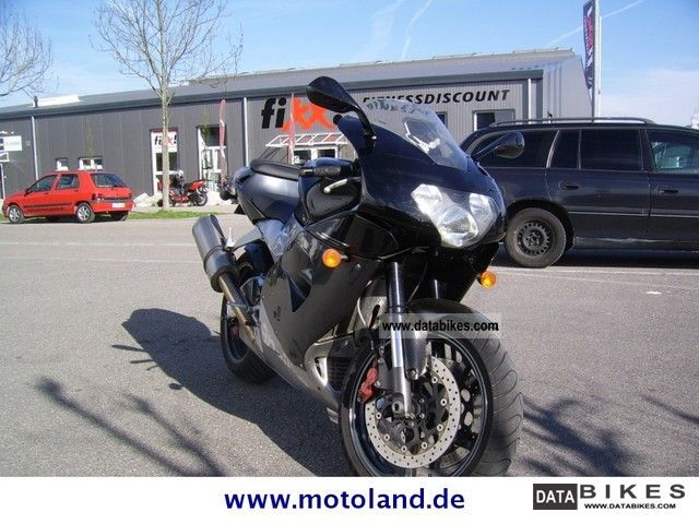 1999 Aprilia  RSV 1000 Mille Motorcycle Sports/Super Sports Bike photo