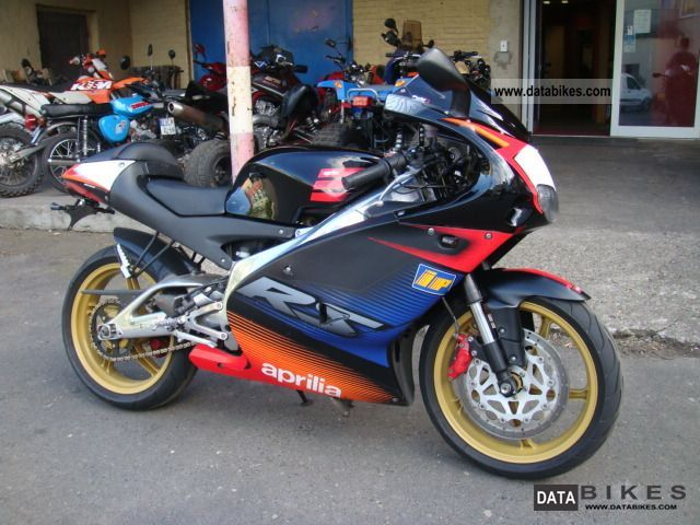 2003 Aprilia  rs 125 Motorcycle Lightweight Motorcycle/Motorbike photo