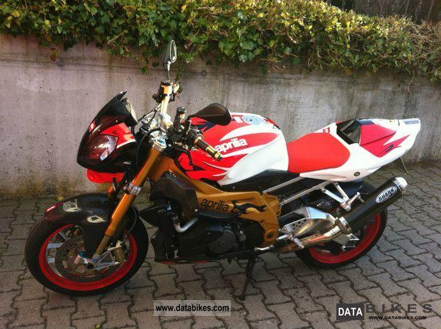 2008 Aprilia  Tuono 1000 R Factory Motorcycle Motorcycle photo