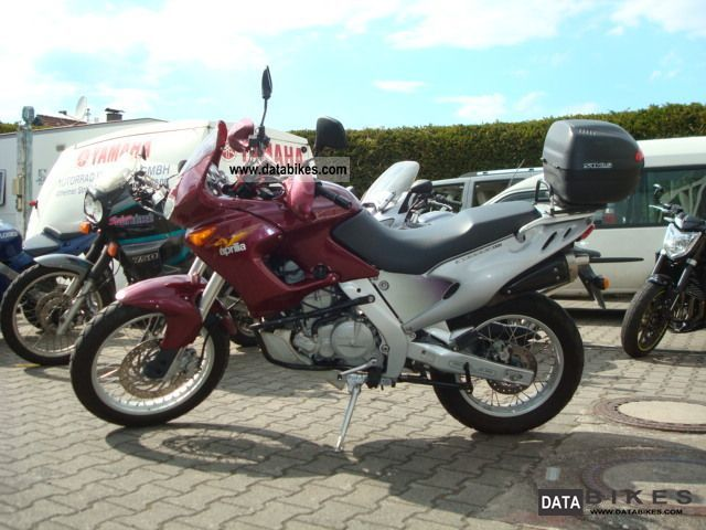 1998 Aprilia  Pegaso 650 Cube * 34hp * Motorcycle Motorcycle photo