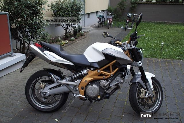 2008 Aprilia  SL 750 Shiver Motorcycle Naked Bike photo