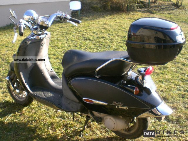 2005 aprilia mojito 50 custom. Black Bedroom Furniture Sets. Home Design Ideas