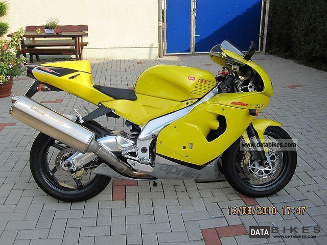 2001 Aprilia  RSV Mille Motorcycle Sports/Super Sports Bike photo