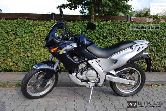 1998 Aprilia  Pegaso 650 ML (only 8,500 kilometers) Motorcycle Enduro/Touring Enduro photo