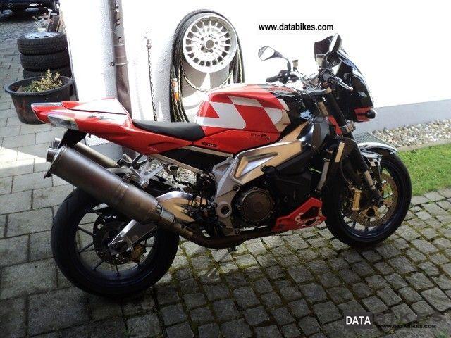 2006 Aprilia  RSV Tuono Motorcycle Motorcycle photo