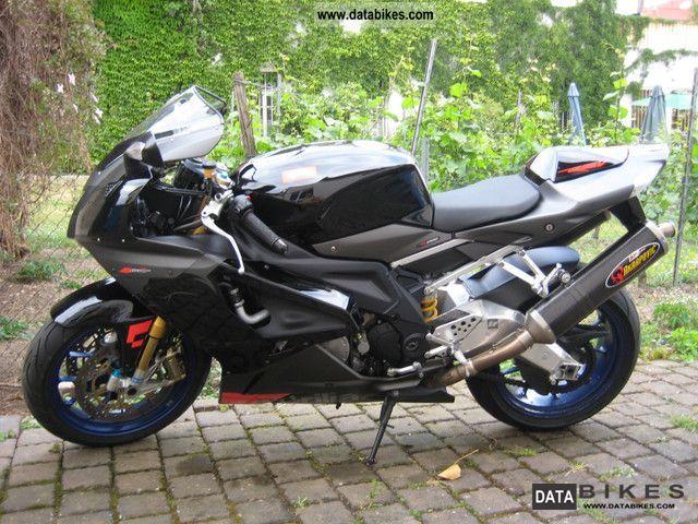 2006 Aprilia  RSV 1000 R Motorcycle Sports/Super Sports Bike photo