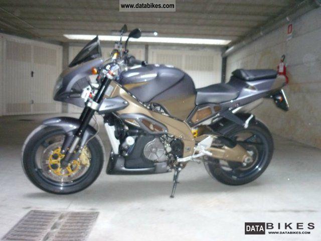 2004 Aprilia  Tuono 1000 Motorcycle Naked Bike photo