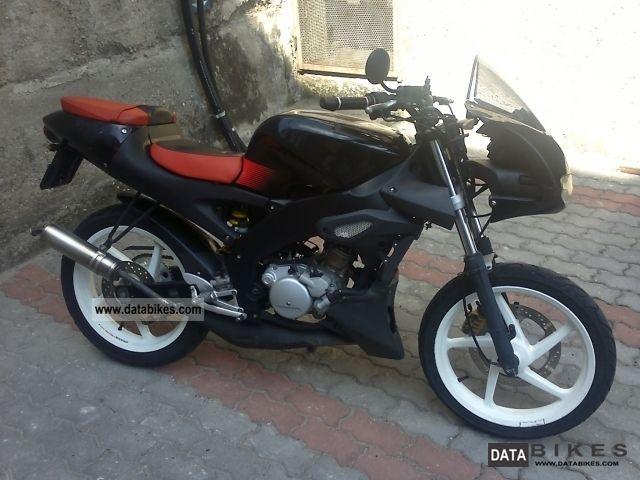 2003 Aprilia  Tuono 50 Motorcycle Other photo