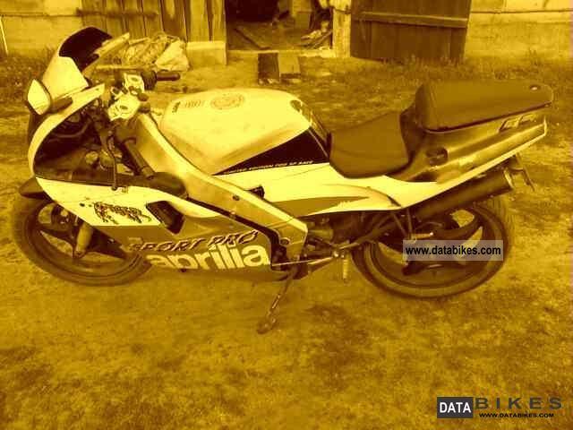 1993 Aprilia  rs 125 af1 125/50 zarejestrowana na 49cc Motorcycle Sports/Super Sports Bike photo