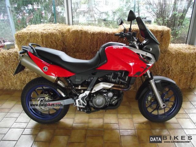 2007 Aprilia  Pegaso 650 Strada Motorcycle Super Moto photo