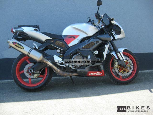 2004 Aprilia  RSV 1000 Tuono R Motorcycle Sports/Super Sports Bike photo