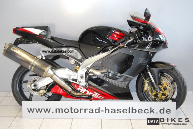 2003 Aprilia  RSV Mille top condition! Motorcycle Sports/Super Sports Bike photo