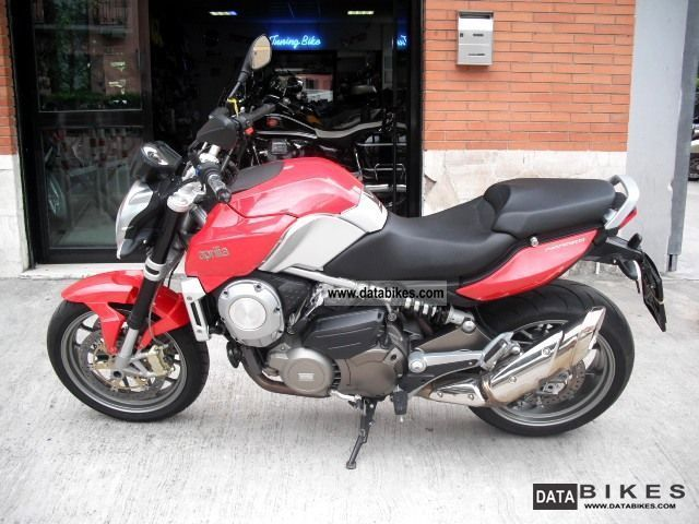 2009 Aprilia  MANA 850 ABS Motorcycle Naked Bike photo