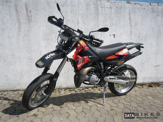 2007 Aprilia  MX 125 Motorcycle Super Moto photo