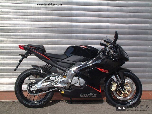 2011 Aprilia  RS 125 Racing, (80KM / H version only) Motorcycle Sports/Super Sports Bike photo