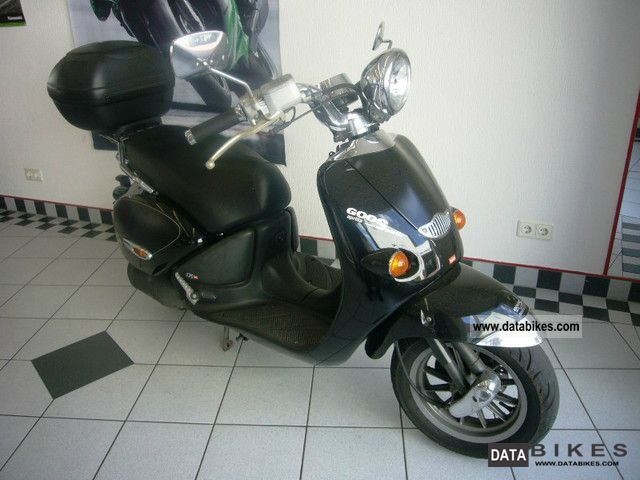 2002 Aprilia  Habana 125 Motorcycle Scooter photo