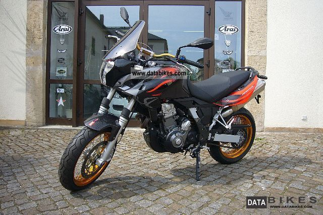 2009 Aprilia  Pegaso 650 Factory Motorcycle Enduro/Touring Enduro photo