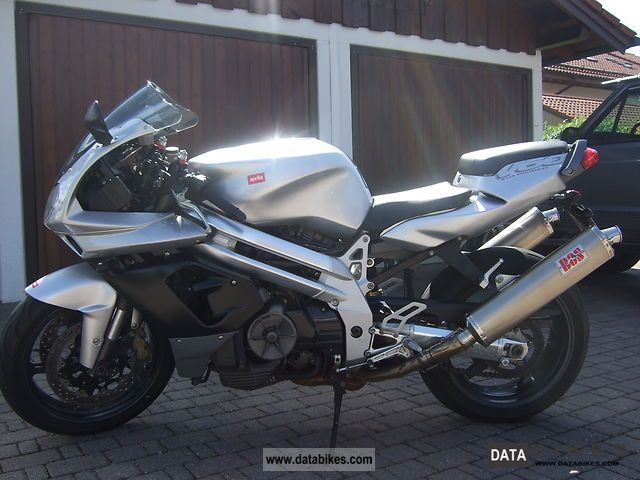 2001 Aprilia  SL 1000 Falco Motorcycle Sports/Super Sports Bike photo