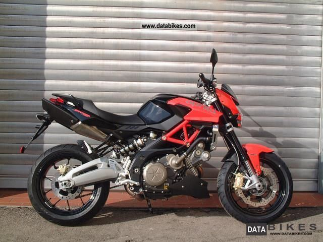 Aprilia  SL 750 Shiver 2011 Naked Bike photo