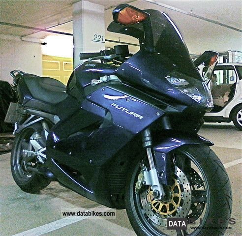 Aprilia  RST 1000 Futura 2002 Sport Touring Motorcycles photo