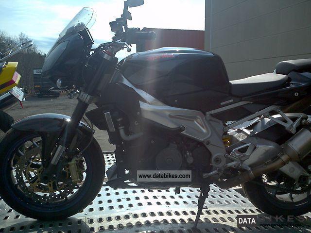 2007 Aprilia  RSV 1000 R TUONO Motorcycle Motorcycle photo