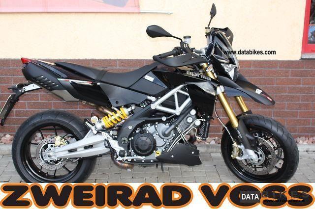 2011 Aprilia  Dorsoduro 1200 ABS-TCS Motorcycle Super Moto photo
