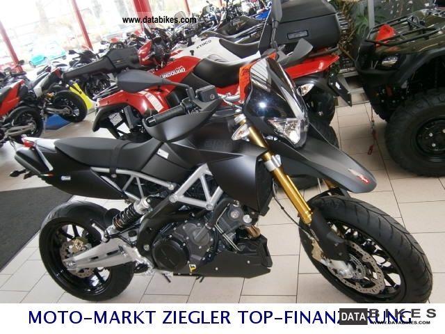 2011 Aprilia  Dorsoduro750 ABS Motorcycle Super Moto photo