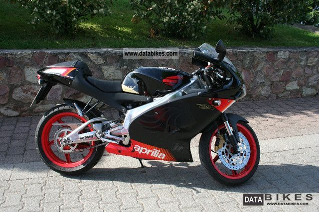 2004 Aprilia  RS125 Motorcycle Sports/Super Sports Bike photo