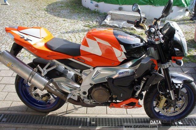 2006 Aprilia  RSV1000/Tuono Motorcycle Sport Touring Motorcycles photo