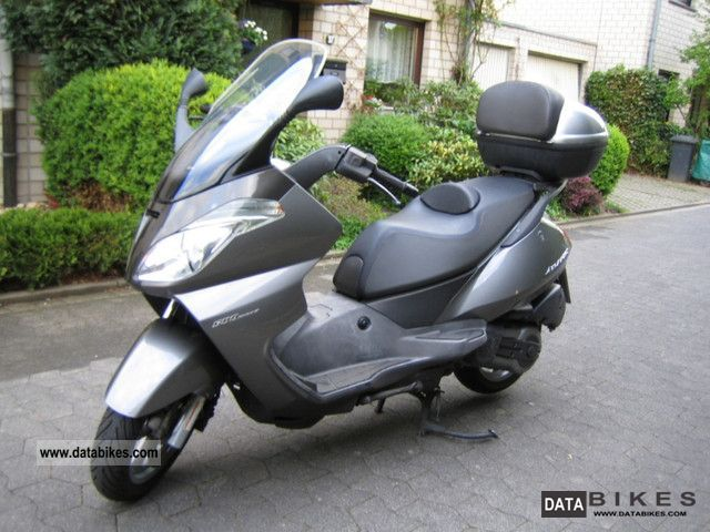 2005 Aprilia  Atlantic 500 Sprint Motorcycle Scooter photo