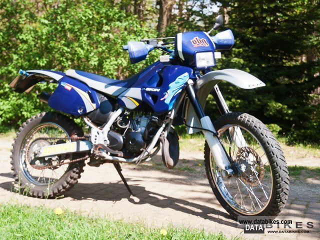 1998 Aprilia  RX 125 Motorcycle Lightweight Motorcycle/Motorbike photo