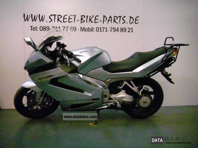 2002 Aprilia  RST 1000 FUTURA, with exceptional touring Motorcycle Sports/Super Sports Bike photo