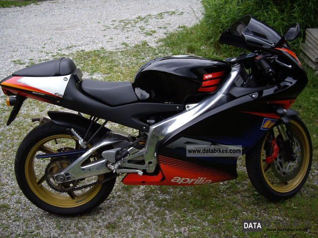 2004 Aprilia  125 RS Motorcycle Lightweight Motorcycle/Motorbike photo