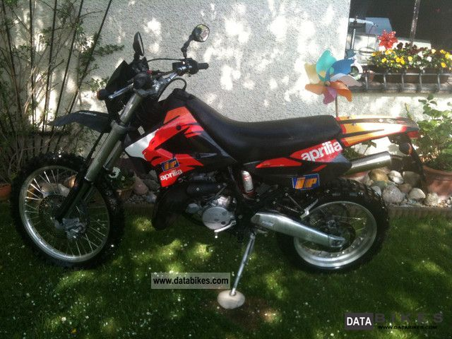 2006 Aprilia  No MX 125 sx - kx Motorcycle Trike photo