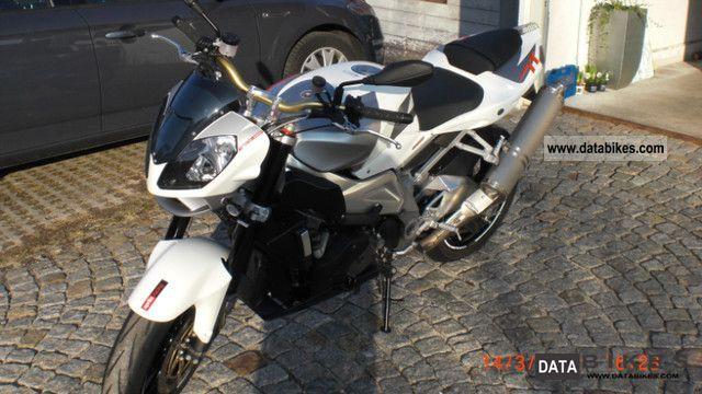 2009 Aprilia  Tuono Motorcycle Naked Bike photo