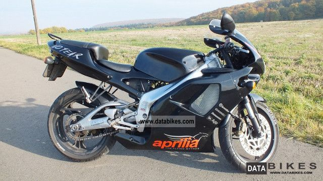 1998 Aprilia  RS 125 Throttled Motorcycle Sports/Super Sports Bike photo