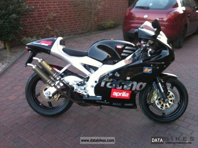 2001 Aprilia  rs 250 Motorcycle Motorcycle photo