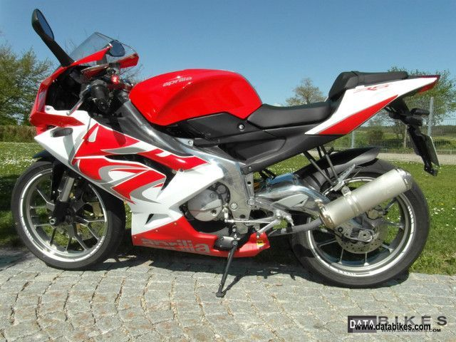 2009 Aprilia  RS 125 including 80 km / h throttle TOP CONDITION private Motorcycle Sports/Super Sports Bike photo