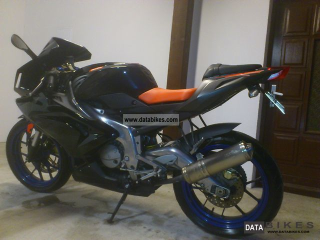 2007 Aprilia  RS 125 .. JEWEL .. Motorcycle Sports/Super Sports Bike photo