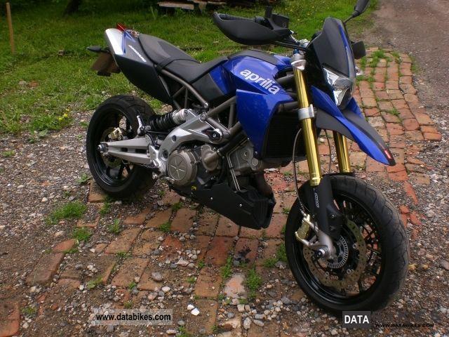 2010 Aprilia  Dorsoduro ABS Mod.2010 Motorcycle Motorcycle photo