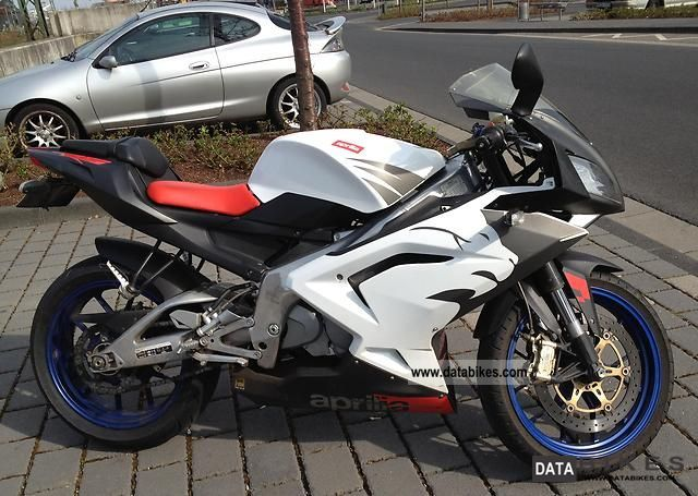 2007 Aprilia  RS 125 80 km / h throttle set including Motorcycle Sports/Super Sports Bike photo