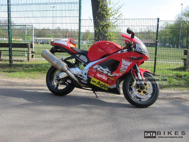 2002 Aprilia  RSV 1000 Mille RP Motorcycle Sports/Super Sports Bike photo