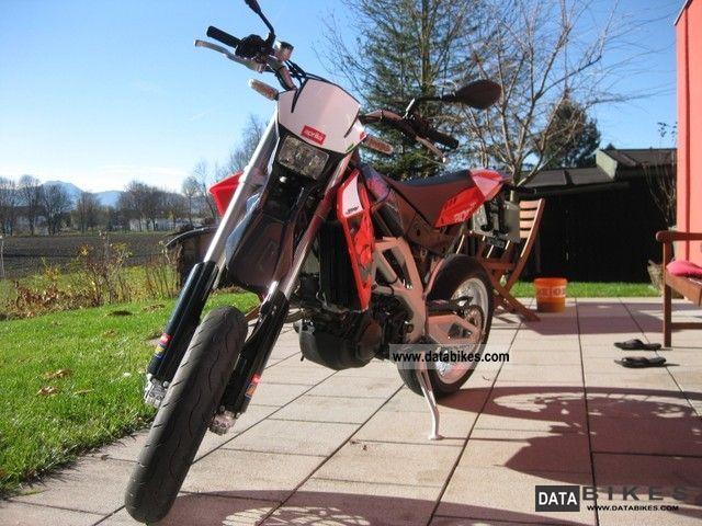 2008 Aprilia  SXV450 Motorcycle Super Moto photo