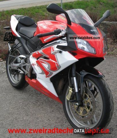 2010 Aprilia  RS 125 racing, including 80 km / h throttle Motorcycle Sports/Super Sports Bike photo