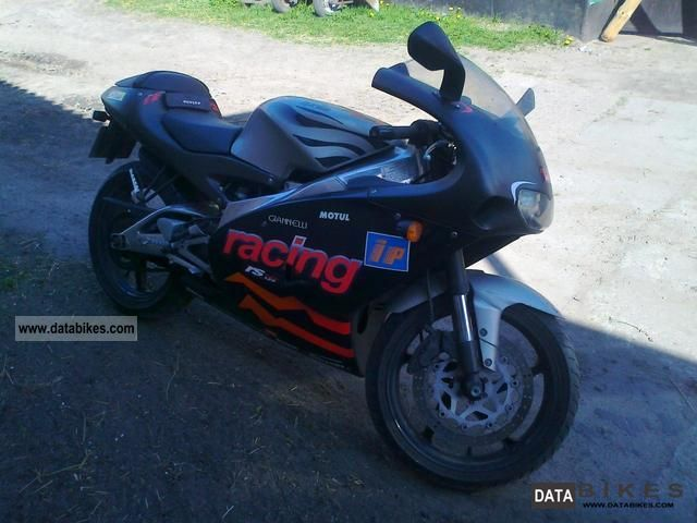 2002 Aprilia  RS Motorcycle Sports/Super Sports Bike photo