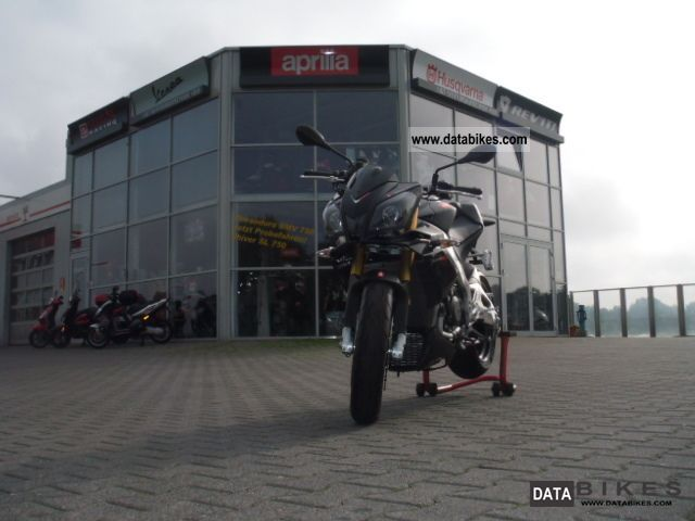 Aprilia  Ger model Tuono APRC dealer 2011 Sports/Super Sports Bike photo