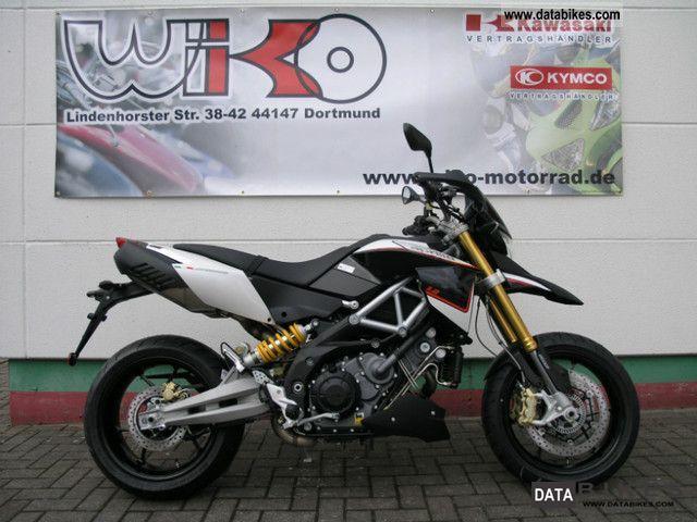 2011 Aprilia  Dorsoduro 1200 with ABS / ATC model 2012 Motorcycle Super Moto photo