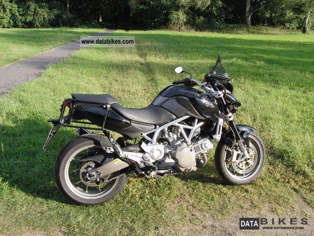2008 Aprilia  Mana Motorcycle Naked Bike photo