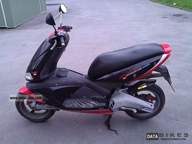 1999 Aprilia  Area 51 Motorcycle Scooter photo